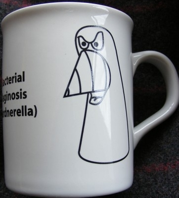 SSI Mug - Single Bacterial Vaginosis (BV) (4TS-MUGSBV)
