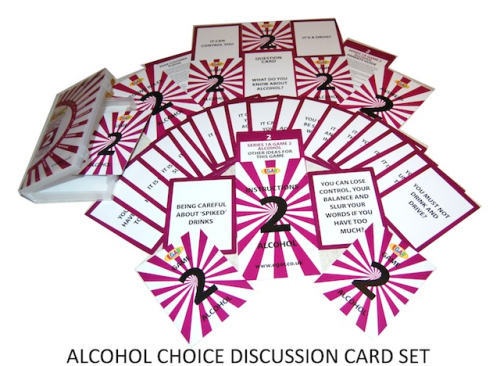 Discussion cards ALCOHOL (4TS-DC2)