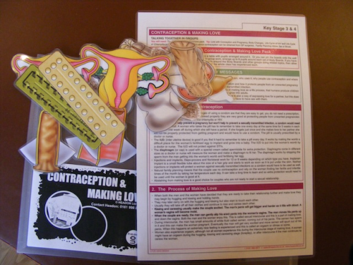 Contraception and Making Love Pack (TMCMLPack)