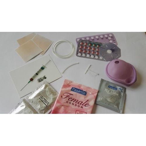 Compact Contraception Demo Kit 4TS- CCDK1